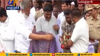 DGP Sambasiva Rao adopts 11 Govt Schools in Mangalagiri..