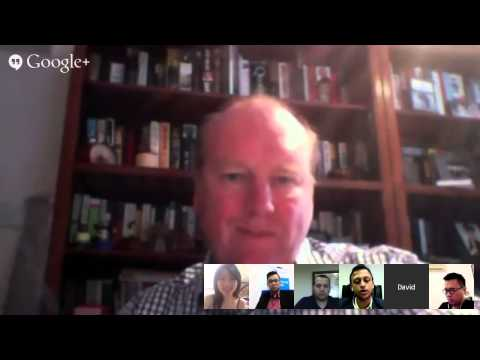 adtech asean 2014 - Making Digital Work (Hangout #1)