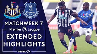 Newcastle v. Everton   PREMIER LEAGUE HIGHLIGHTS   11/1/2020   NBC Sports