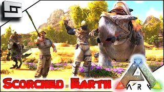 Ark Survival Evolved New Scorched Earth Series Ark Scorched