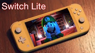 Nintendo Switch Lite 'Mini' OFFICIALLY Revealed & Legitimate Concerns Arise...