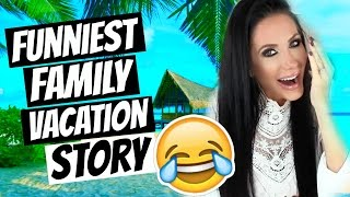 FUNNIEST FAMILY VACATION STORY | STORYTIME