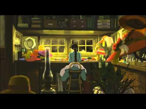 하울의 움직이는 성 ( ハウルの動く城 ) OST - 인생의 회전목마 ( 人生のメリ-ゴ-ランド )
