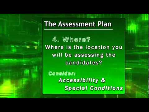 Assessment Plans - Certificate IV in Training and Assessment