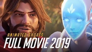 All Overwatch Animated Shorts | Full Movie 2019 | Cinematic Trailers