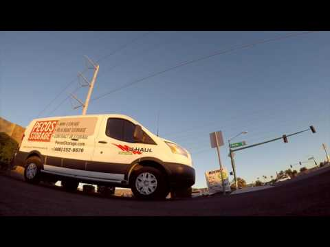 Why I Chose an Advertising Van: Pecos Storage