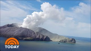 New Zealand Volcano Death Toll Rises; Investigation Launched | TODAY
