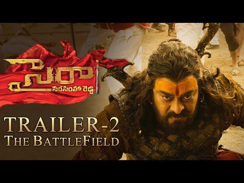 Sye Raa Trailer 2 (Telugu) - The Battlefield