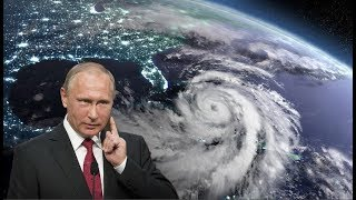Putin: Vamos a demostrar que los huracanes están hechos por el hombre