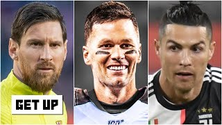Who is the GOAT among current athletes? | Get Up