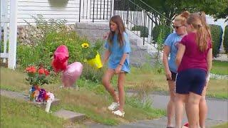 Neighbors mourn woman killed in shooting near Boston