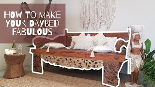 How to style your Daybed 12