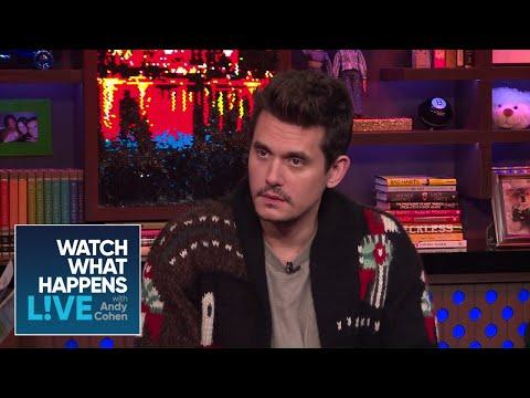 Did John Mayer Watch Katy Perry's Live Stream?   WWHL