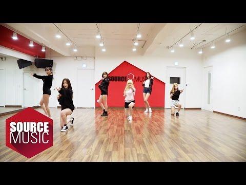 여자친구 GFRIEND - FINGERTIP 핑거팁 Dance Practice ver.