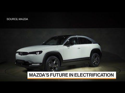 Mazda North America CEO on Chip Shortage, Electrification