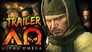 "Official GAME PLAY TRAILER (DLC 3 Zombies) ""Alpha Omega"" BO4"