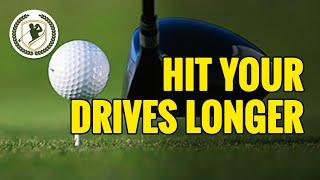 PGA TIPS - HOW TO HIT LONGER STRAIGHTER GOLF DRIVES!