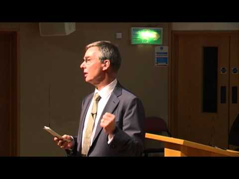Climate Change: Why you should be angry and why anger isn't enough: John Ashton at TEDxBedfordSchool