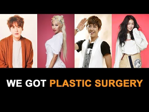 When K-pop idols confidently talk about plastic surgery 😎😎😎
