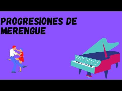 COMO TOCAR MERENGUE(patrones en el piano)parte 4