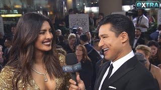 Golden Globes 2017: What Priyanka Chopra Is Looking for in a Boyfriend