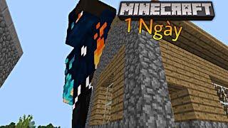 Trải Nghiệm 1 Ngày Trở Thành Người Khổng Lồ !! To Hơn Cả Rồng Minecraft !!