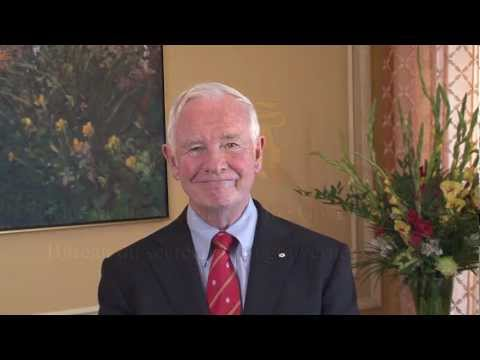 Video: A Message from the Governor General of Canada: Launch of Terry's CAUSE on Campus