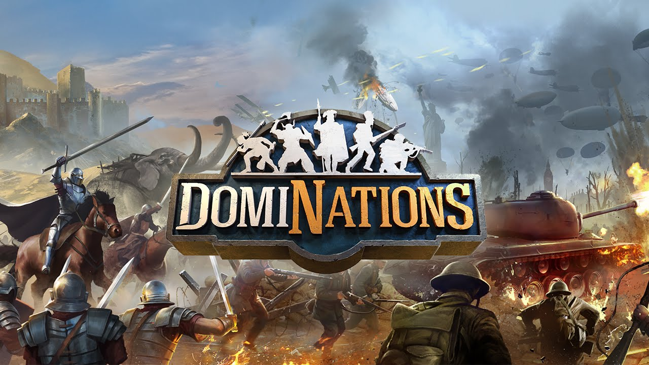 Play DomiNations on pc 1