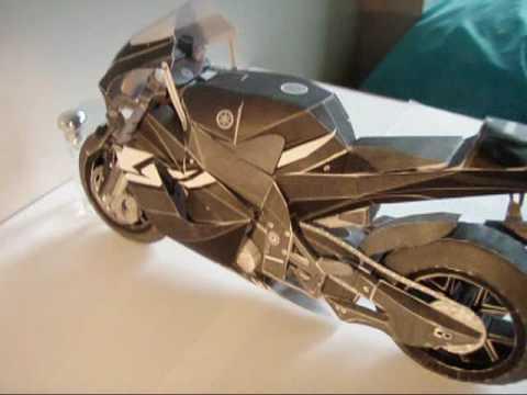 yamaha paper models:
