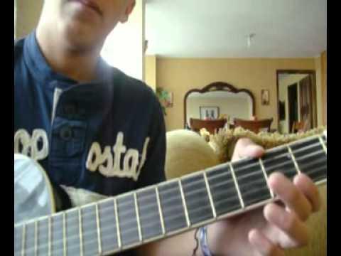 como tocar coca-cola en guitarra