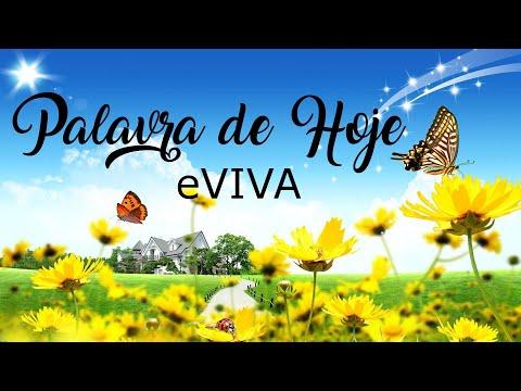 PALAVRA DE HOJE 03 DE ABRIL eVIVA MENSAGEM MOTIVACIONAL PARA REFLEXÃO DE VIDA - BOM DIA!