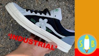 GOLF LE FLEUR... INDUSTRIAL?? MY THOUGHTS!!