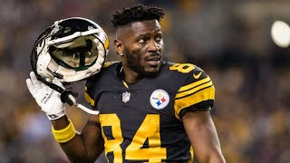 "Antonio Brown || Welcome to New England || ""Armed and Dangerous"" ᴴᴰ 