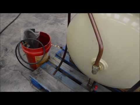 video Ingersoll Rand UP6-10-125 Rotary Screw Air Compressor 10 HP