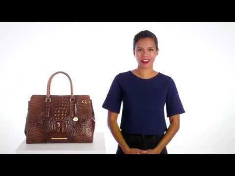 Brahmin Finley Carryall Video