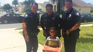 5-Year-Old Calls 911 for Pizza