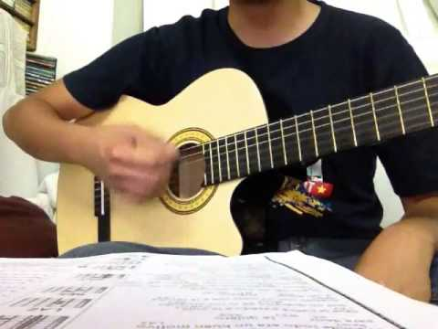 Tutorial Guitarra - Rasgueo Ritmo de Rock
