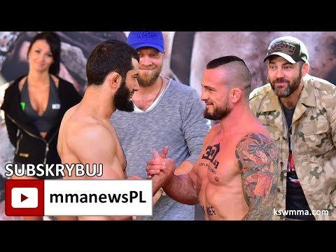 KSW 39: Mamed Khalidov o ciszy przed burzą w walce z Borysem Mańkowskim