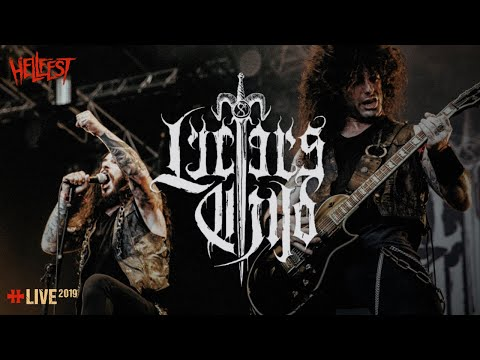 LUCIFER'S CHILD - Live @ Hellfest 2019 (Full Pro-Shot Video)