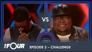Jason vs Saeed: This Sing-off Is an All Out WAR! But The Result Made Fergie CRY   S1E2   The Four