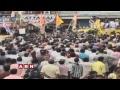 Chandrababu Road Show @ Musheerabad, Hyderabad-Live