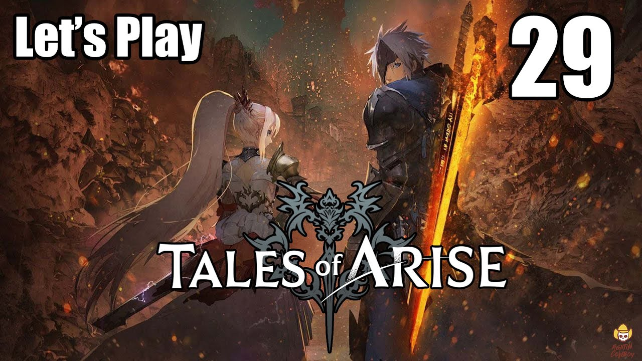 Tales of Arise - Let's Play Part 29: Gigant Hunting