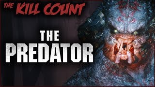 The Predator (2018) KILL COUNT