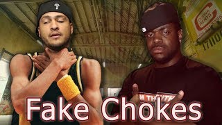 Fake Chokes & Stumbles - Battle Rap Compilation