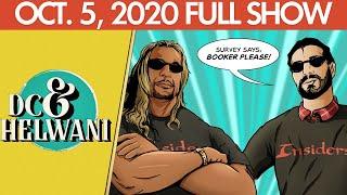 DC & Helwani (October, 5, 2020) | ESPN MMA