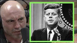 Joe Rogan   JFK Warned Us About Secret Societies