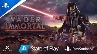 Vader immortal: a star wars vr series :  bande-annonce VOST