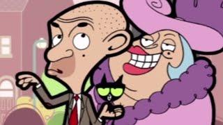 Baldy Bean   Funny Episodes   Mr Bean Cartoon World
