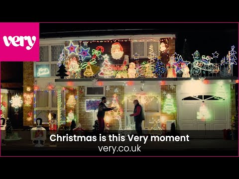 very.co.uk & Very Voucher Code video: Christmas is this Very moment | The switch on | Very.co.uk