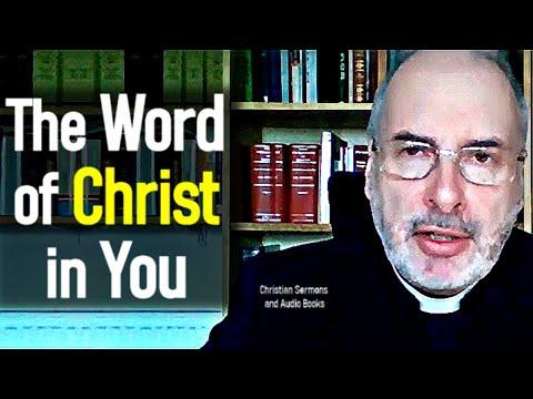 Kenneth Stewart   The Indwelling Word movie